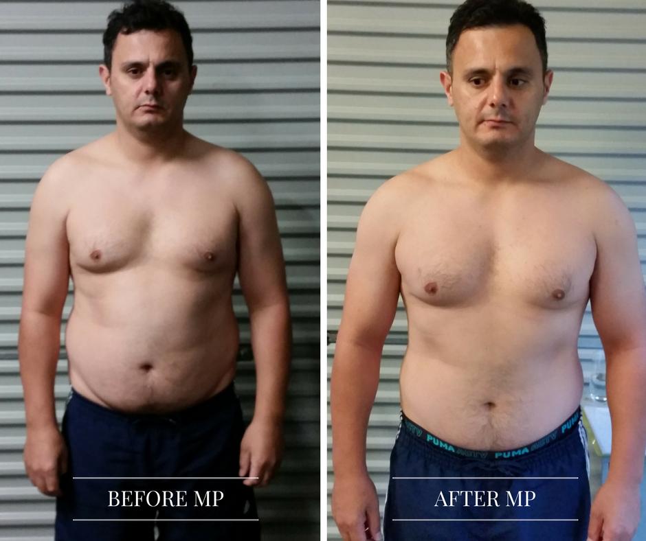 Personal Transformation: Personal Trainer Wynnum